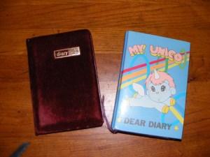 teen diaries