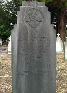 Stoker Family Grave
