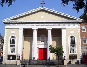 St Josephs exterior