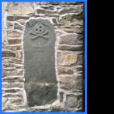 pirate grave stone